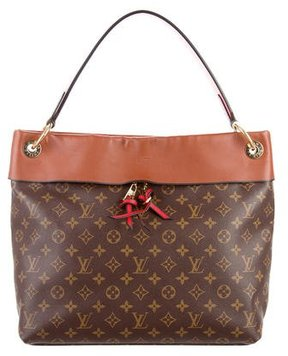 Louis Vuitton Monogram Tuileries Hobo