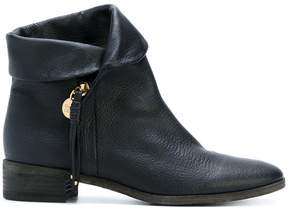 See by Chloe zipped boots