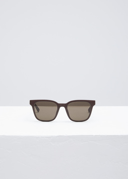 Mykita Brown / Green Small Square Frame