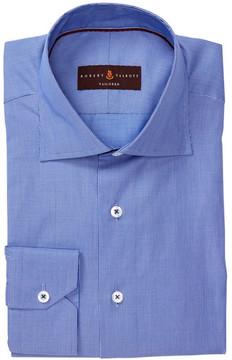 Robert Talbott Trim Fit Micro Stripe Dress Shirt