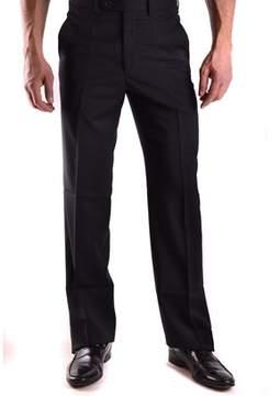 Gianfranco Ferre Men's Black Wool Pants.