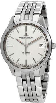 Jaeger-LeCoultre Jaeger Lecoultre Geophysic True Second Automatic Silver Dial Men's Watch