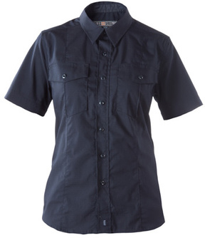 5.11 Tactical Women's Short Sleeve A-Class Stryke PDU Shirt