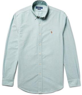 Polo Ralph Lauren Slim-Fit Button-Down Collar Cotton Oxford Shirt