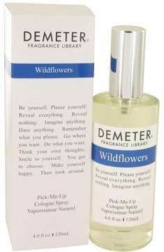 Demeter Wildflowers Cologne Spray for Women (4 oz/118 ml)