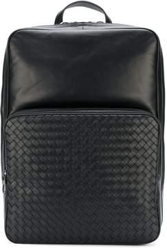 Bottega Veneta square top backpack