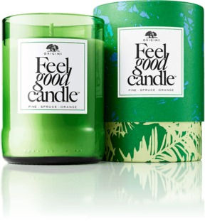 Feel Good Candle Pine, Spruce and Orange