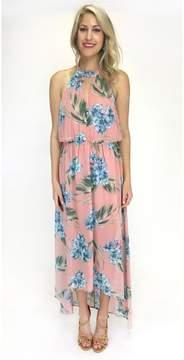 Ark & Co HiLo Hello Floral Maxi Dress
