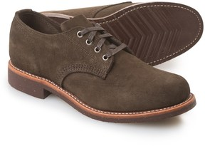 Chippewa General Utility Service Oxford Shoes - Suede (For Men)