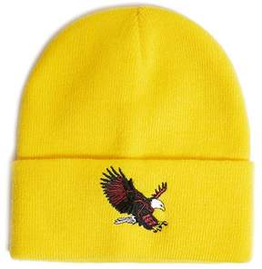21men 21 MEN Men Eagle Graphic Beanie