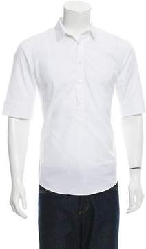 Public School Woven Popover Shirt