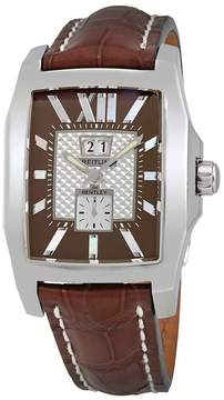Breitling Bentley Flying B No. 3 Automatic Brown Dial Men's Watch
