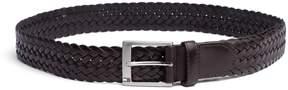 Tommy Hilfiger Classic Braided Belt