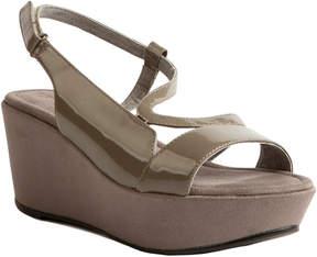 Antelope 595 Leather Wedge Slingback Sandal