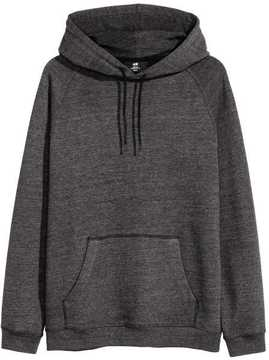 H&M Sweatshirt with Raglan Sleeves