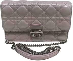 Christian Dior Miss cloth crossbody bag