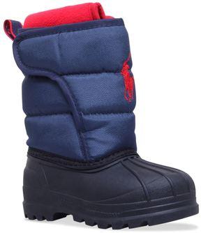 Polo Ralph Lauren Hamilten II EZ Winter Boots