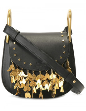 Chloé mini 'Hudson' fringed shoulder bag