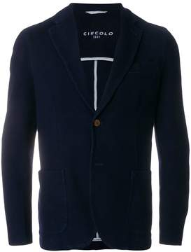 1901 Circolo fitted blazer