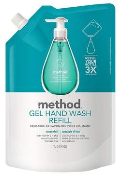 Method Products Gel Hand Soap Refill Waterfall 34oz