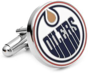 Ice Edmonton Oilers Cufflinks