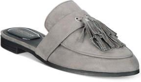 Kenneth Cole Reaction Women's Rain Down Tassel Mules Women's Shoes