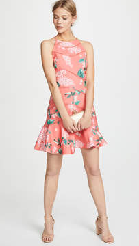 Keepsake Wild Thoughts Mini Dress