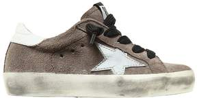 Golden Goose Deluxe Brand Super Star Suede Sneakers