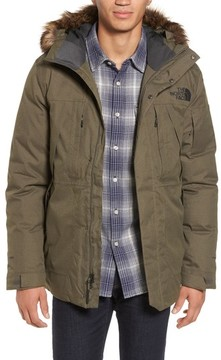 The North Face Men's Outer Boroughs Waterproof Parka