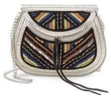 Sam Edelman Iron Embellished Crossbody Bag