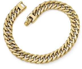 Ice 14k Polished Men's Bracelet