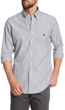 Brooks Brothers Broadcloth Regent Striped Regular Fit Shirt