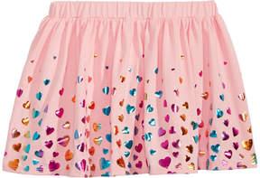 Epic Threads Little Girls Heart-Print Scooter Skirt, Created for Macy's