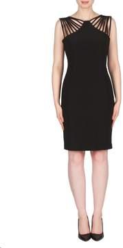 Joseph Ribkoff Stylish Cutout Dress