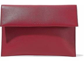 Marni Pebbled-Leather Clutch