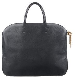 Nina Ricci Elite Leather Satchel
