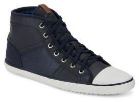 Ben Sherman Mason High-Top Sneakers