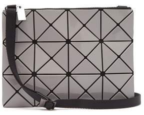 Bao Bao Issey Miyake Lucent Cross Body Bag - Womens - Grey Multi