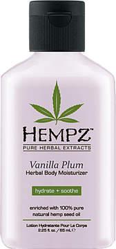 Hempz Travel Size Vanilla Plum Herbal Body Moisturizer