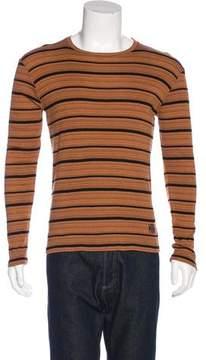 Loewe Striped Knit Sweater