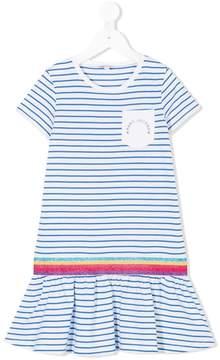 Little Marc Jacobs striped T-shirt dress