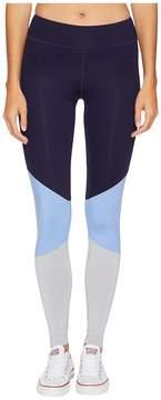 Converse New Color Blocked Leggings Women's Casual Pants