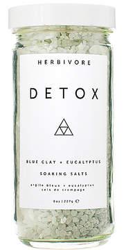 Herbivore Botanicals Detox Dead Sea Salts.