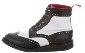 Tricker's Trickers Wingtip Brogue Boots
