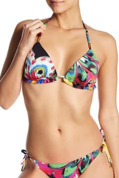 Ach'e A Che' Lola Ruffle Triangle Bikini Top