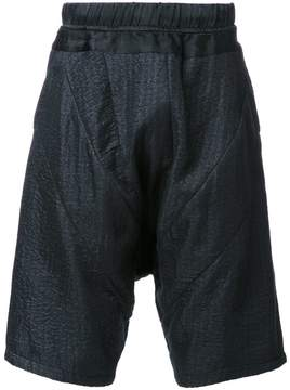 Julius 'Pam' drop-crotch shorts