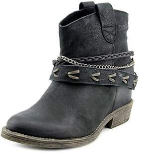 Coolway Caliope Round Toe Leather Ankle Boot.