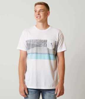 VISSLA Flagged T-Shirt