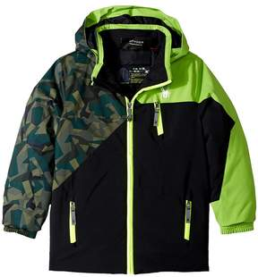 Spyder Mini Ambush Jacket Boy's Coat