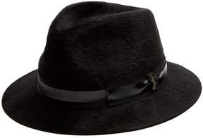 Borsalino Melousine felt fedora hat